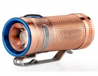 Latarka Olight S Mini Raw Copper Cool White Led (SMINI-CN)