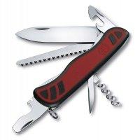 Victorinox Forester 0.8361.C Czerwono Czarny  Wysyłka Kurierem 0 zł