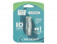 Bateria Olight 1.5V AAA Li-Fe 1100 mAh