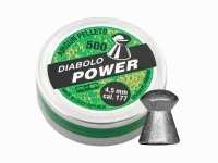 Śrut Diabolo Kovohute Power 4,5 mm 500 szt.