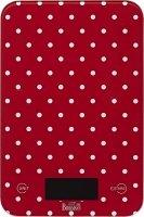Cyfrowa waga kuchenna CAKE COUTURE - czerwona Birkmann