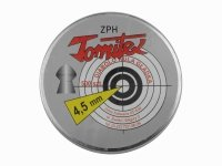 Śrut Tomitex Diabolo Kula Gładka 4,5 mm 1op=500szt