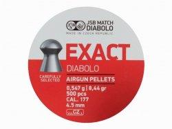 Śrut Diabolo JSB EXACT 4,51 mm 1op=500szt.