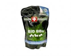 Kulki ASG biodegradowalne Swiss Arms 0,30 g 1 kg (KA-BB-07-WH)