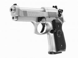 Pistolet Beretta M 92 FS nickel 4.5 mm