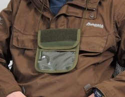 Paszportówka Wisport Patrol Olive