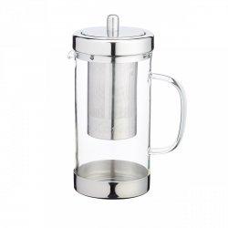 Kitchen Craft Dzbanek do herbaty z zaparzaczem 1L - szkło