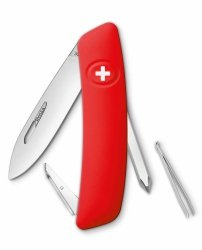 Scyzoryk SWIZA D02 RED 1 line Swiss Knife 95mm