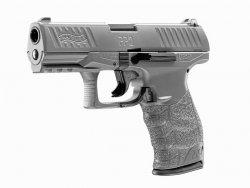 Pistolet wiatrówka Walther PPQ metal gray HME 6 mm