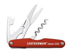 Multitool Leatherman Juice CS3 Cinnabar Orange (832369)