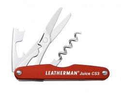 Multitool Leatherman Juice CS3 Cinnabar Orange (832369)