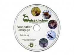 Weisskirchen - wabik na jelenie - róg wołowy 40 cm