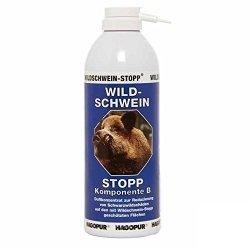 Odstraszacz na dziki Wildschwein-Stop 400 ml niebieski