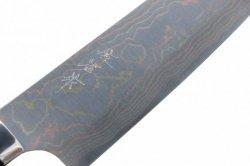 Nóż uniwersalny 13cm Takeshi Blue Steel