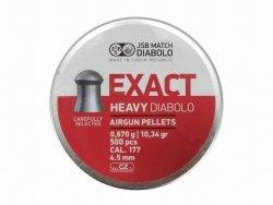 Śrut Diabolo JSB Exact Heavy 4,52 mm