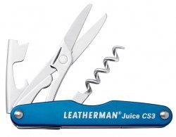 Multitool Leatherman Juice CS3 Columbia Blue (832370)