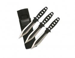 Nóż rzutka Master Cutlery 8 - zestaw 3 szt. (RC-136-3)