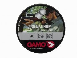 Śrut Gamo Diabolo Pro Magnum 4.5mm 500szt