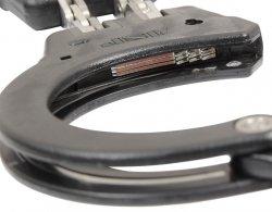Kajdanki zawiasowe ASP Aluminium 3 Pawl (66113)