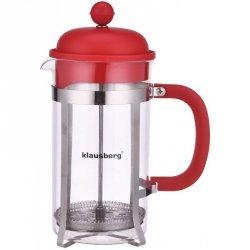 Klausberg Zaparzacz Do Kawy/Herbaty Z Dociskiem 600 Ml Kb-7079