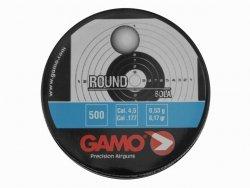 Śrut Gamo kulka Round 4.5 mm op=500 szt.