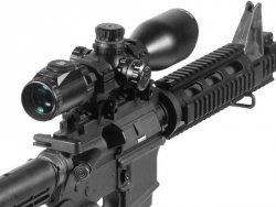 Luneta celownicza Leapers UTG 3-12x44 30 mm AO MilDot