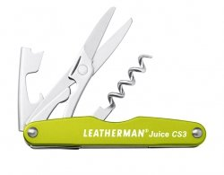 Multitool Leatherman Juice CS3 Moss Green (832371)