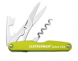 Multitool Leatherman Juice CS3 Moss Green (832371)