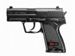 Pistolet wiatrówka ASG H&K USP Compact 6 mm