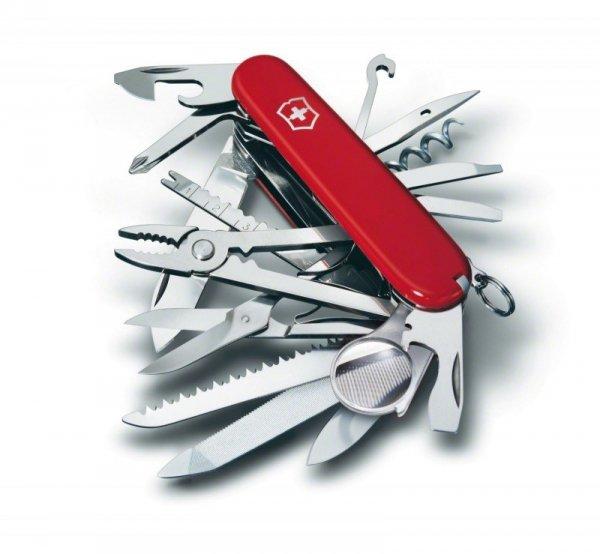 Victorinox SwissChamp (33) 1.6795 red
