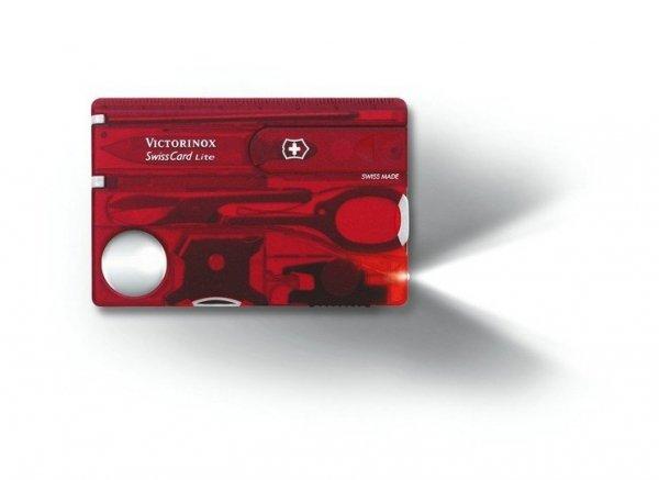 Victorinox SwissCard Lite 0.7333.T3 Onyx