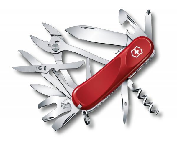 Victorinox Delemont Evolution S557 2.5223.SE Kurier Gratis