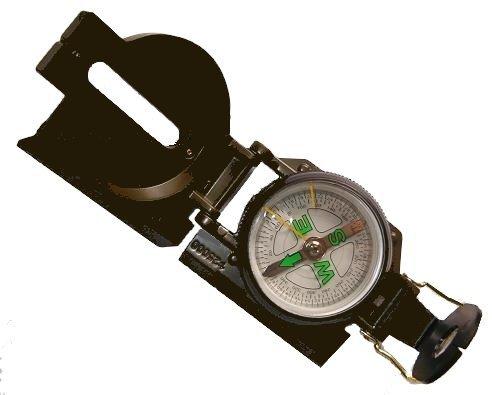 Kompas wojskowy Joker z linijką JKR2529