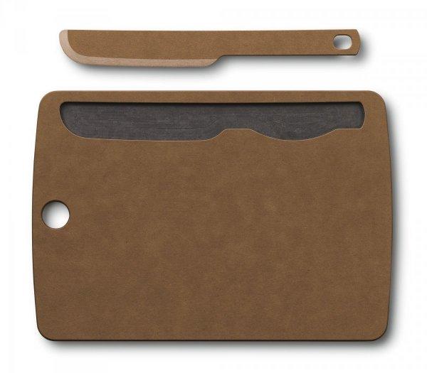Victorinox Deska z nożem do smarowania Epicurean 7.4102