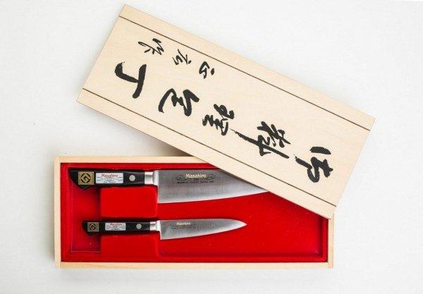Zestaw noży Masahiro MV W137_1102