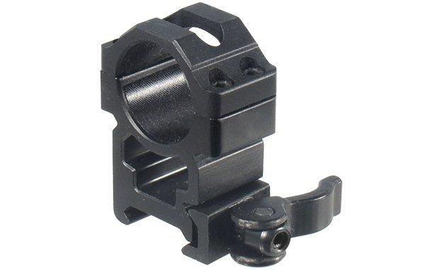 Montaż szybki dwuczęściowy wysoki Leapers UTG 1''/weaver Quick Detach 4 śruby