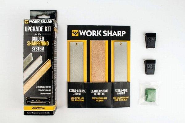 Zestaw rozbudowujący ostrzałkę Work Sharp Guided S