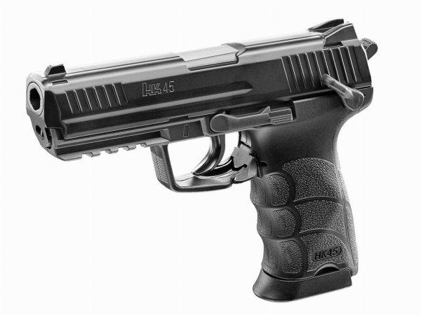 Replika pistolet ASG H&K Heckler&Koch HK45 6 mm