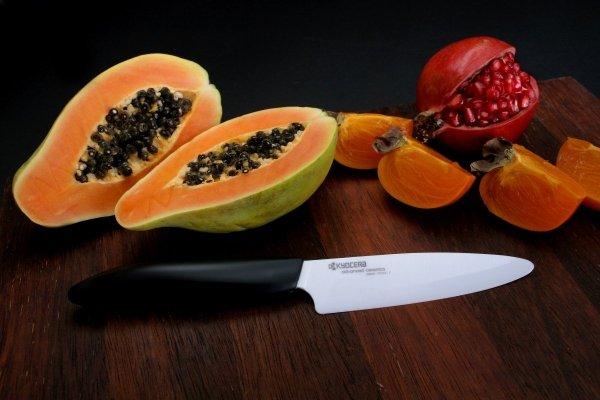 Uniwersalny 11cm, Kuchenny nóż ceramiczny Kyocera