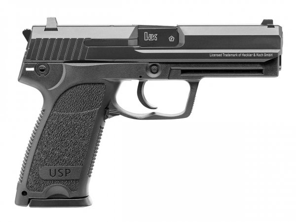 Replika pistolet ASG H&K Heckler&Koch USP blowback 6 mm