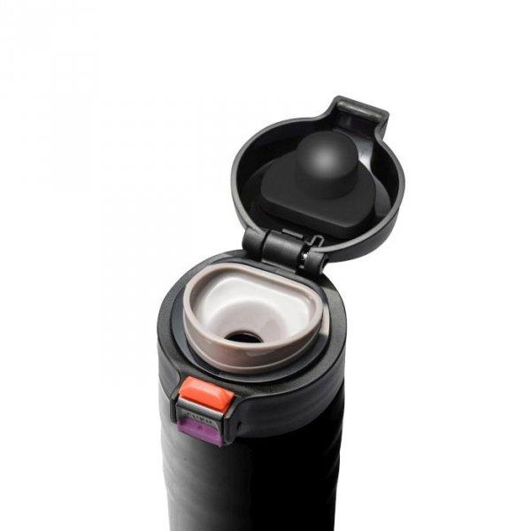 Kyocera Kubek termiczny 500 ml Flip Top, czarny
