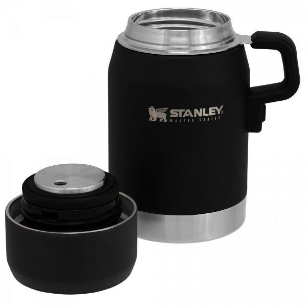 Termos obiadowy stalowy MASTER - 0.5L / Stanley