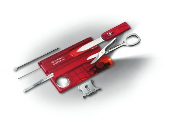 Victorinox SwissCard Lite 0.7322.T2DARMOWY KURIER