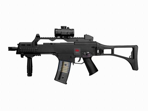 Karabin ASG Heckler&Koch G36 C kal. .6 mm 2.5621