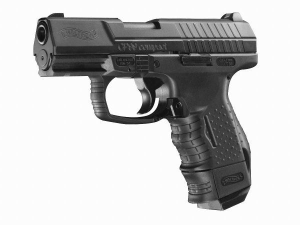 Wiatrówka pistolet Walther CP99 Compact 4,5 mm