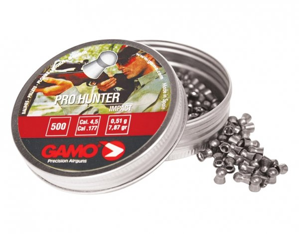 Śrut Gamo Pro Hunter 4,5mm 500szt (6321934)