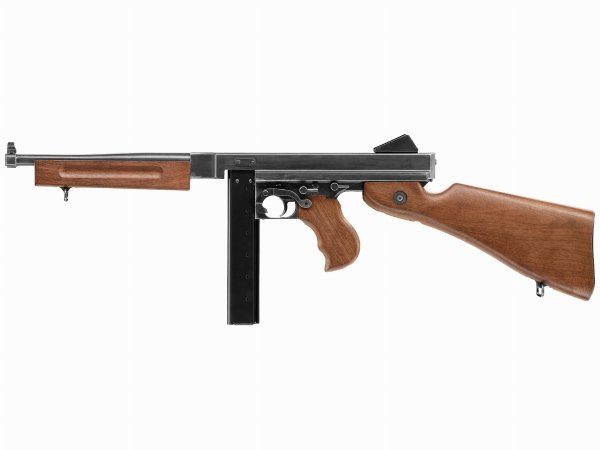 Pistolet maszynowy Legends M1A1 4,5 mm semi-auto