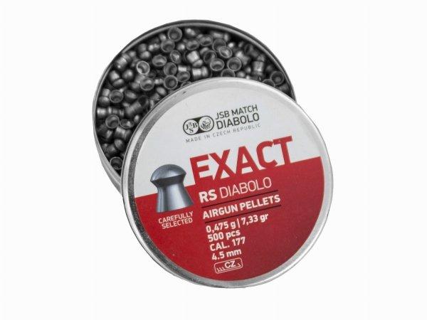 Śrut Diabolo JSB Exact RS 4.52 mm 500 szt.