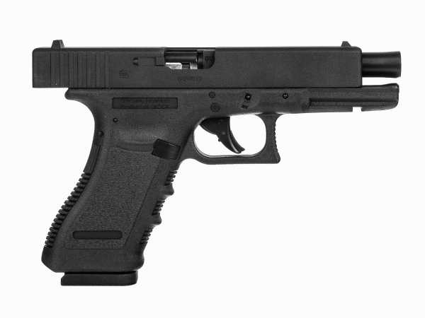 Replika pistolet ASG Glock 17 6 mm