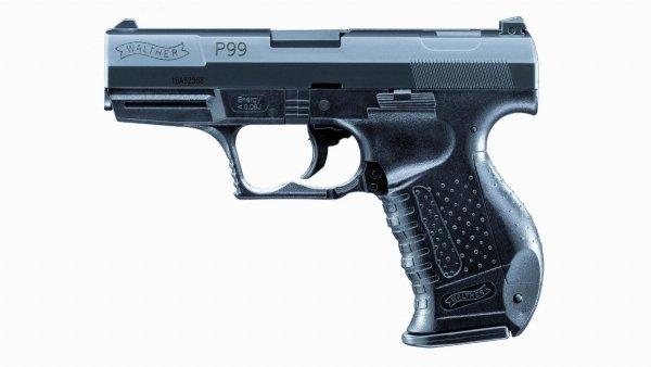 Pistolet wiatrówka ASG Walther P99 6 mm